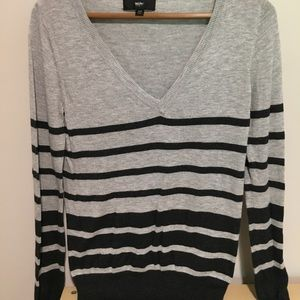 🛍 Missimo Striped Sweater
